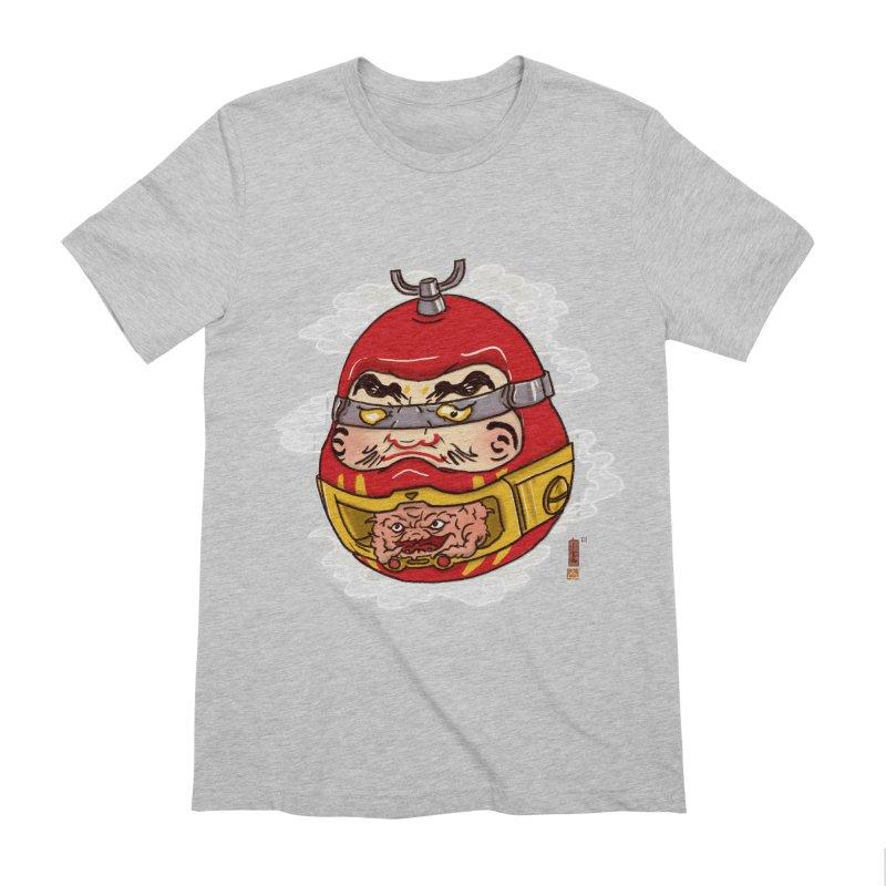Da-Krang-Ruma Men's Extra Soft T-Shirt by xiaobaosg
