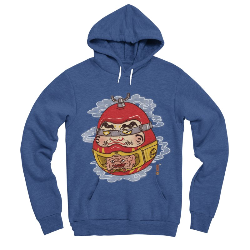 Da-Krang-Ruma Women's Sponge Fleece Pullover Hoody by xiaobaosg