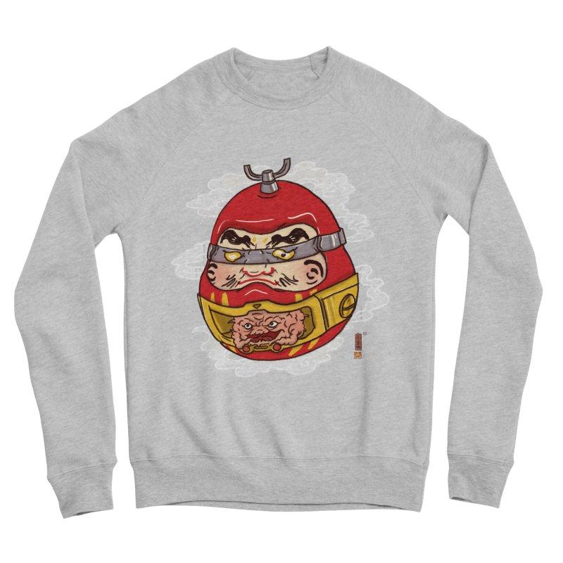 Da-Krang-Ruma Women's Sponge Fleece Sweatshirt by xiaobaosg
