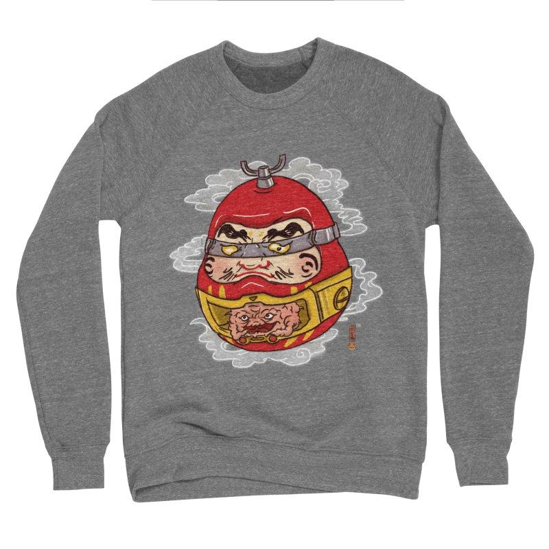 Da-Krang-Ruma Men's Sponge Fleece Sweatshirt by xiaobaosg