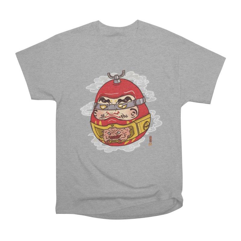 Da-Krang-Ruma Men's Heavyweight T-Shirt by xiaobaosg