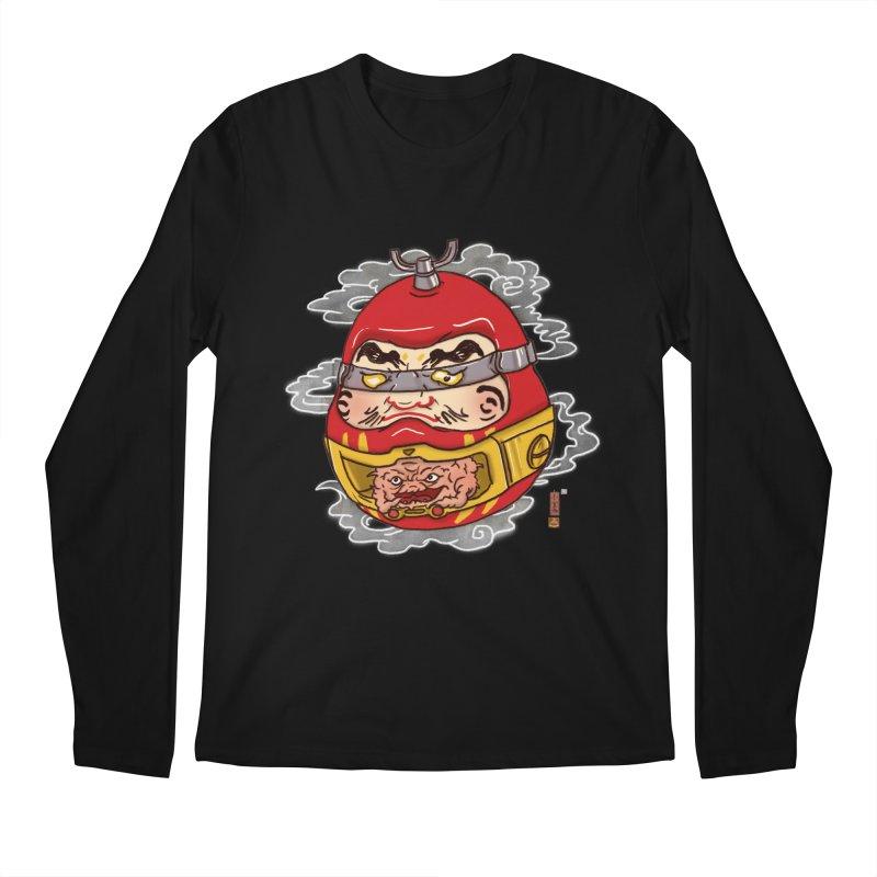 Da-Krang-Ruma Men's Regular Longsleeve T-Shirt by xiaobaosg