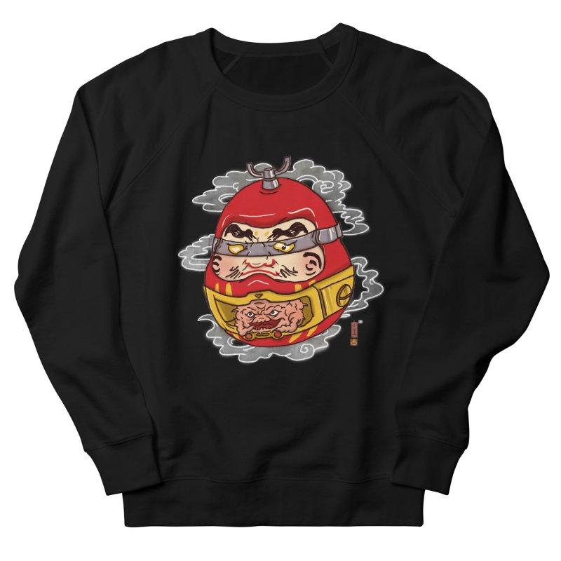 Da-Krang-Ruma Men's French Terry Sweatshirt by xiaobaosg