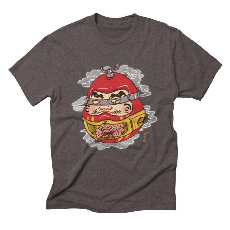 Da-Krang-Ruma Men's Triblend T-Shirt by xiaobaosg