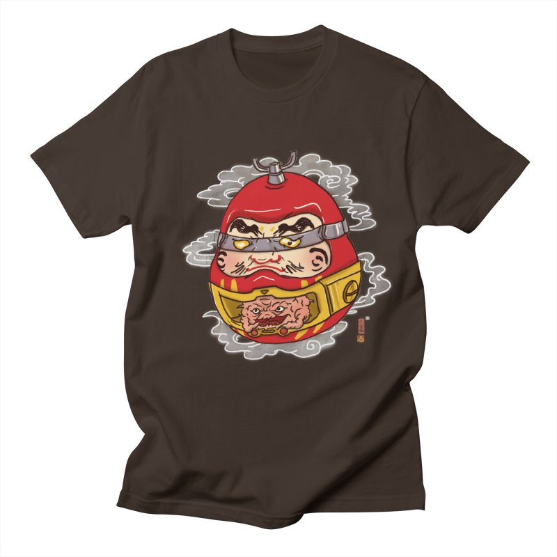 Da-Krang-Ruma Men's Regular T-Shirt by xiaobaosg