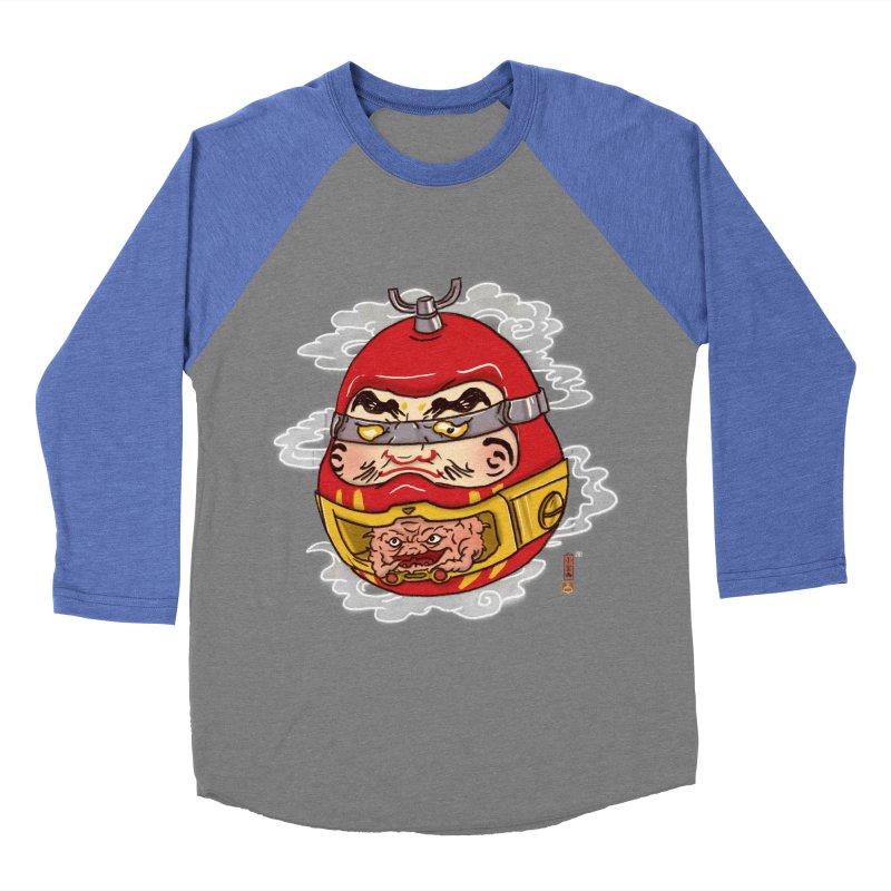 Da-Krang-Ruma Women's Baseball Triblend Longsleeve T-Shirt by xiaobaosg