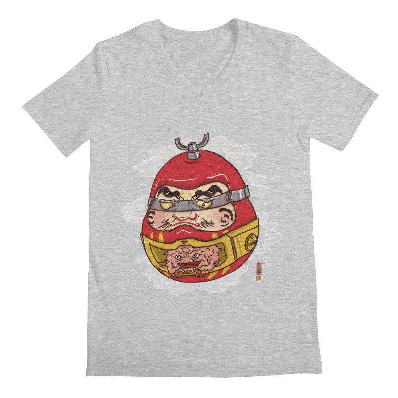 Da-Krang-Ruma Men's Regular V-Neck by xiaobaosg
