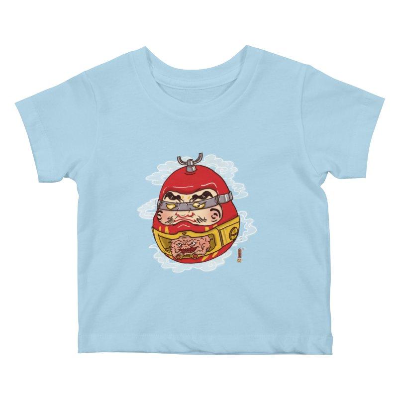 Da-Krang-Ruma Kids Baby T-Shirt by xiaobaosg