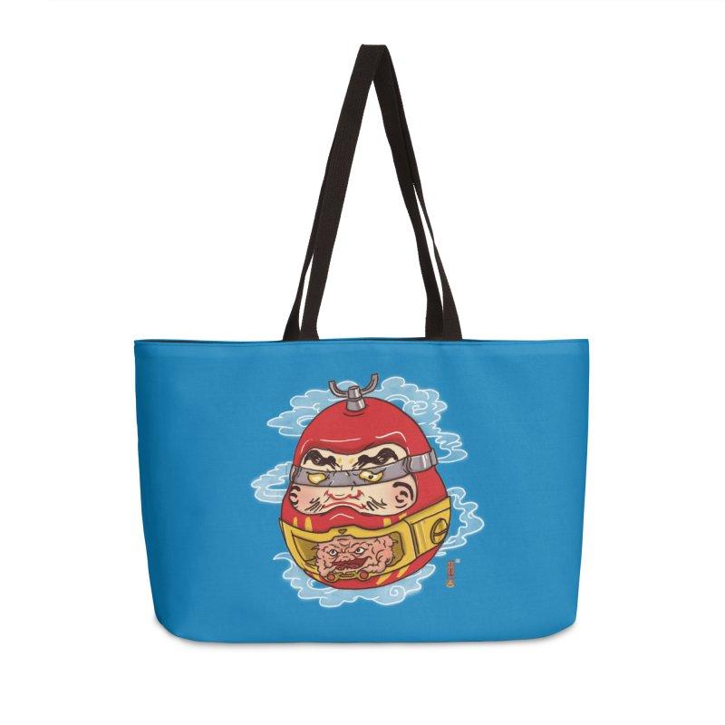 Da-Krang-Ruma Accessories Weekender Bag Bag by xiaobaosg