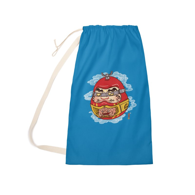 Da-Krang-Ruma Accessories Laundry Bag Bag by xiaobaosg