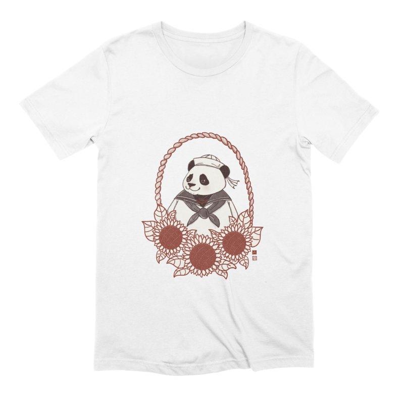 Panda Revolution EXTRA 2 D Men's Extra Soft T-Shirt by xiaobaosg