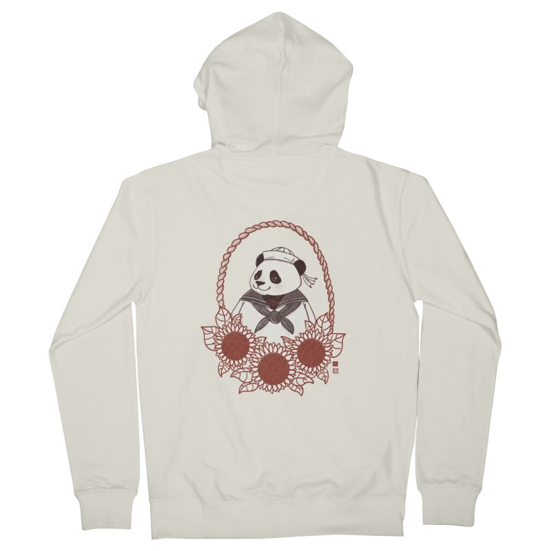 Panda Revolution EXTRA 2 D Women's Zip-Up Hoody by xiaobaosg