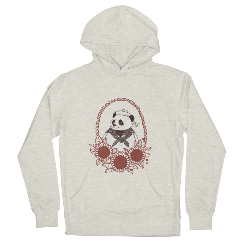 Panda Revolution EXTRA 2 D Men's French Terry Pullover Hoody by xiaobaosg