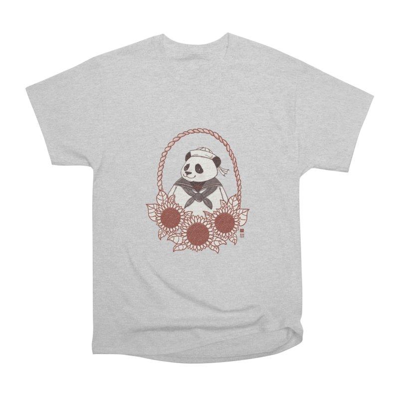 Panda Revolution EXTRA 2 D Men's Heavyweight T-Shirt by xiaobaosg