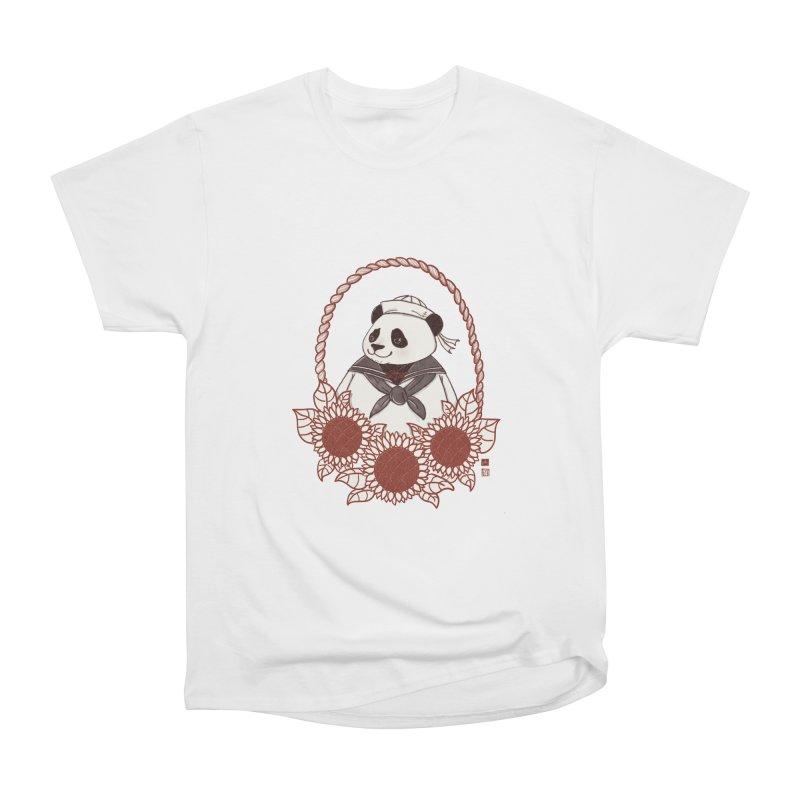Panda Revolution EXTRA 2 D Women's Heavyweight Unisex T-Shirt by xiaobaosg