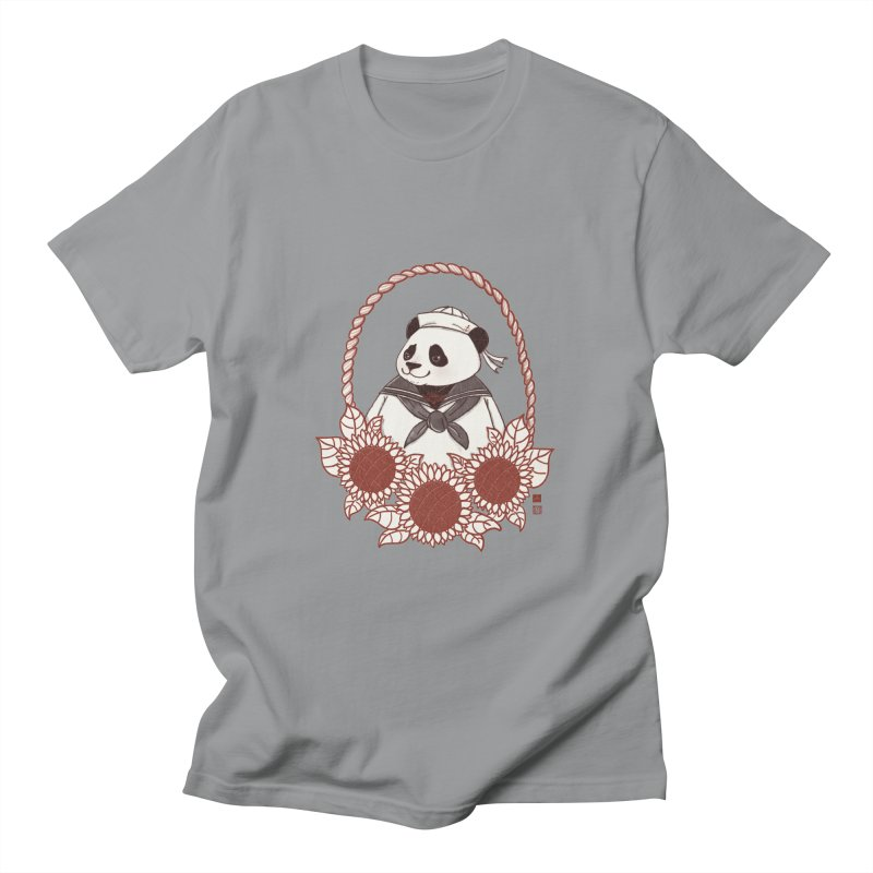 Panda Revolution EXTRA 2 D Women's Regular Unisex T-Shirt by xiaobaosg