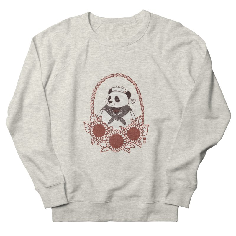 Panda Revolution EXTRA 2 D Women's French Terry Sweatshirt by xiaobaosg