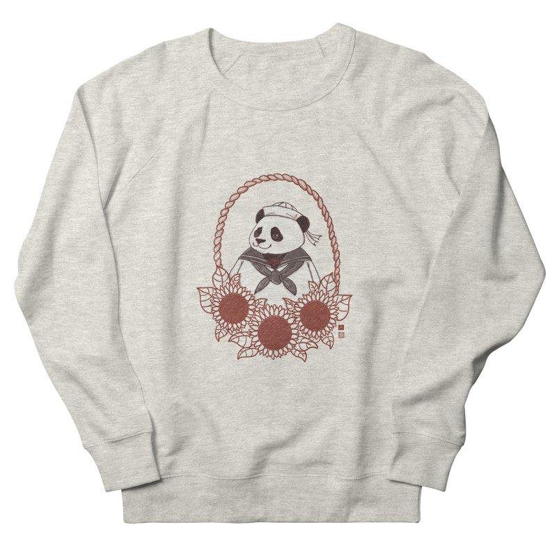 Panda Revolution EXTRA 2 D Men's French Terry Sweatshirt by xiaobaosg