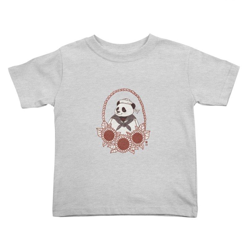 Panda Revolution EXTRA 2 D Kids Toddler T-Shirt by xiaobaosg
