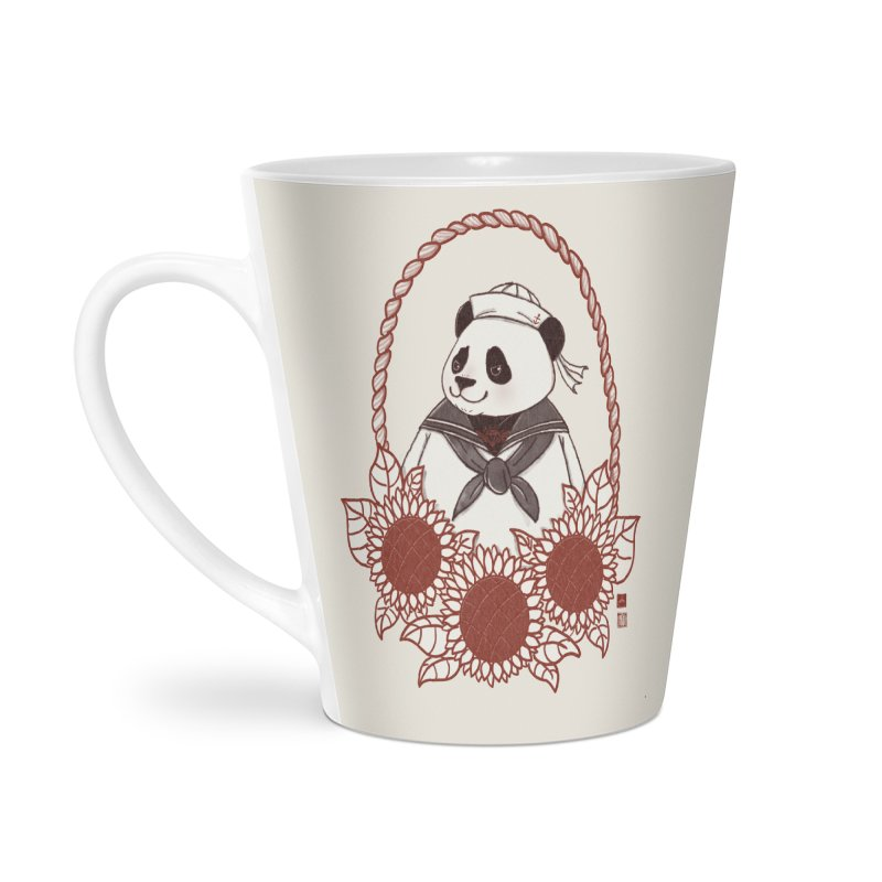 Panda Revolution EXTRA 2 D Accessories Latte Mug by xiaobaosg