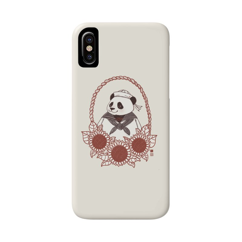 Panda Revolution EXTRA 2 D Accessories Phone Case by xiaobaosg