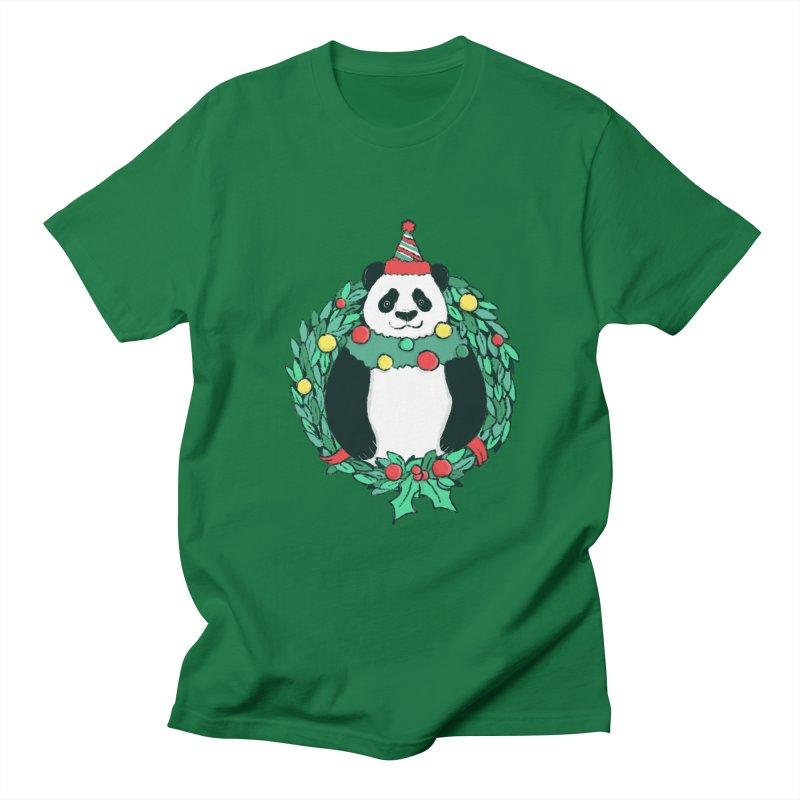 Beary Christmas Women's Regular Unisex T-Shirt by xiaobaosg