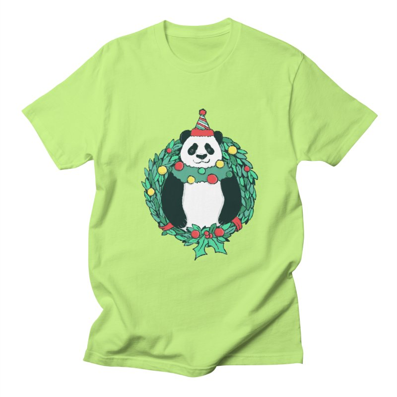 Beary Christmas Women's Regular Unisex T-Shirt by xiaobaosg
