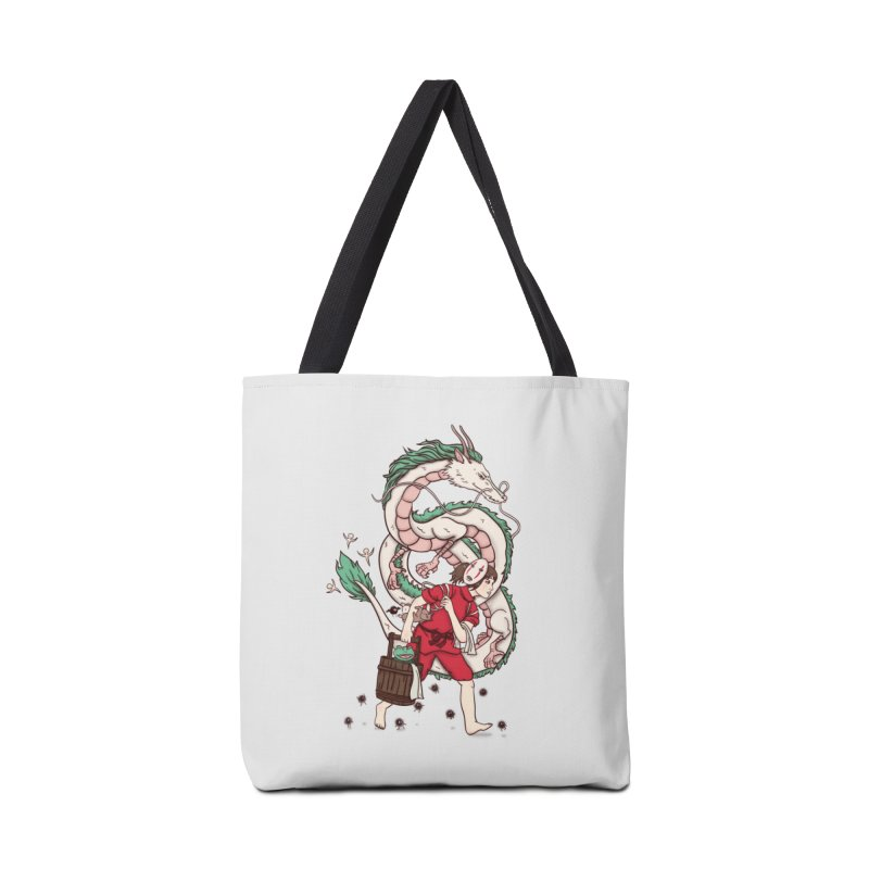 Sen to the rescue Accessories Tote Bag Bag by xiaobaosg