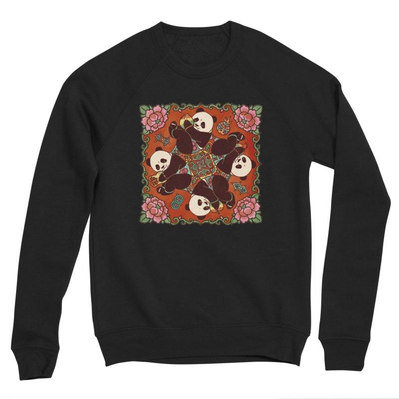 Good Luck and Happiness Women's Sponge Fleece Sweatshirt by xiaobaosg