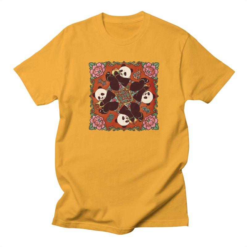 Good Luck and Happiness Women's Regular Unisex T-Shirt by xiaobaosg