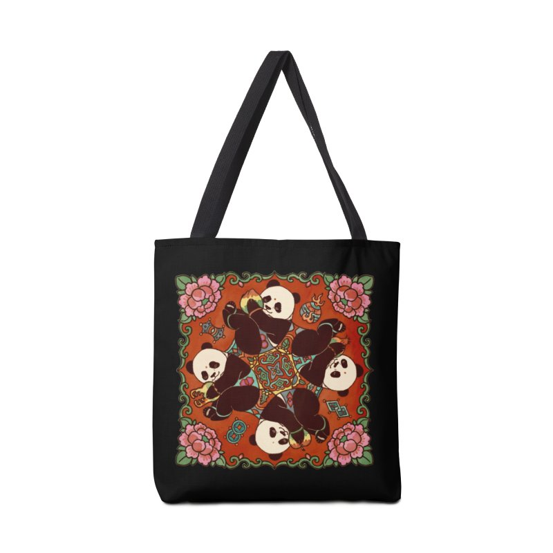 Good Luck and Happiness Accessories Tote Bag Bag by xiaobaosg