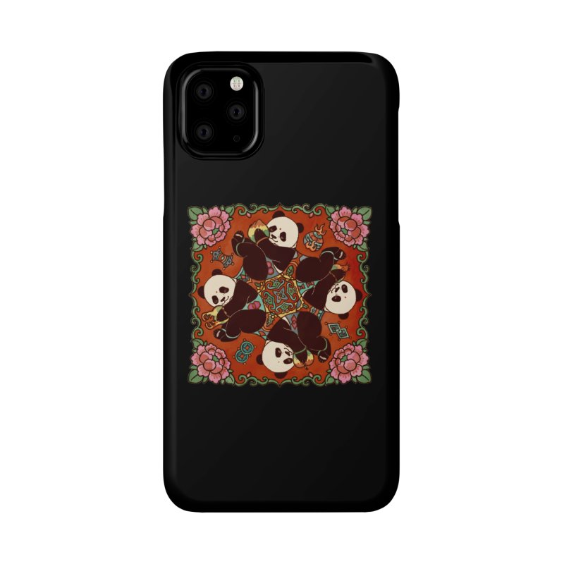 Good Luck and Happiness Accessories Phone Case by xiaobaosg