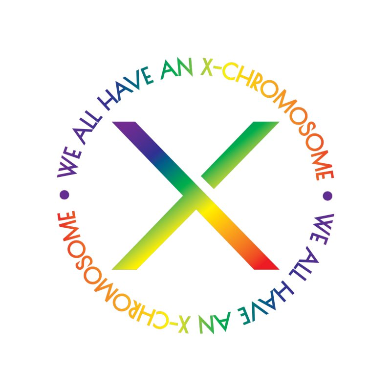 We All Have An X-Chromosome and Pride by We All Have An X-Chromosome Shop