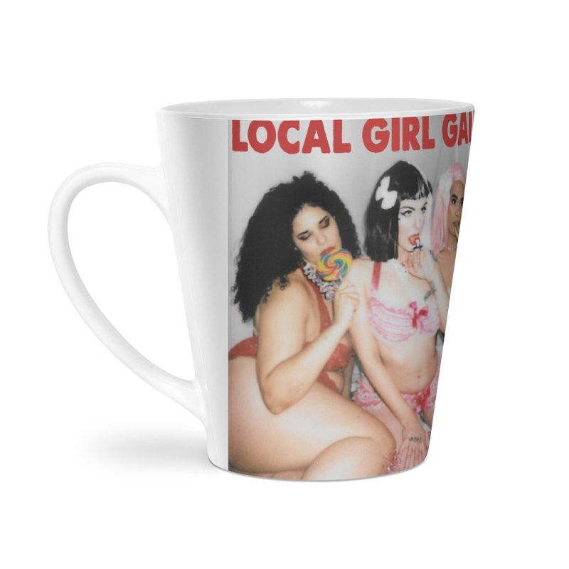 Support Your Local Girl Gang! Accessories Latte Mug by Xena Zeit-Geist's Artist Shop