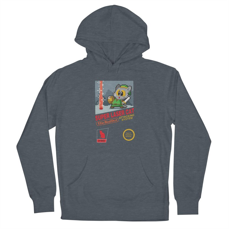 Red Dot Attacking System Women's Pullover Hoody by Kappacino Creations
