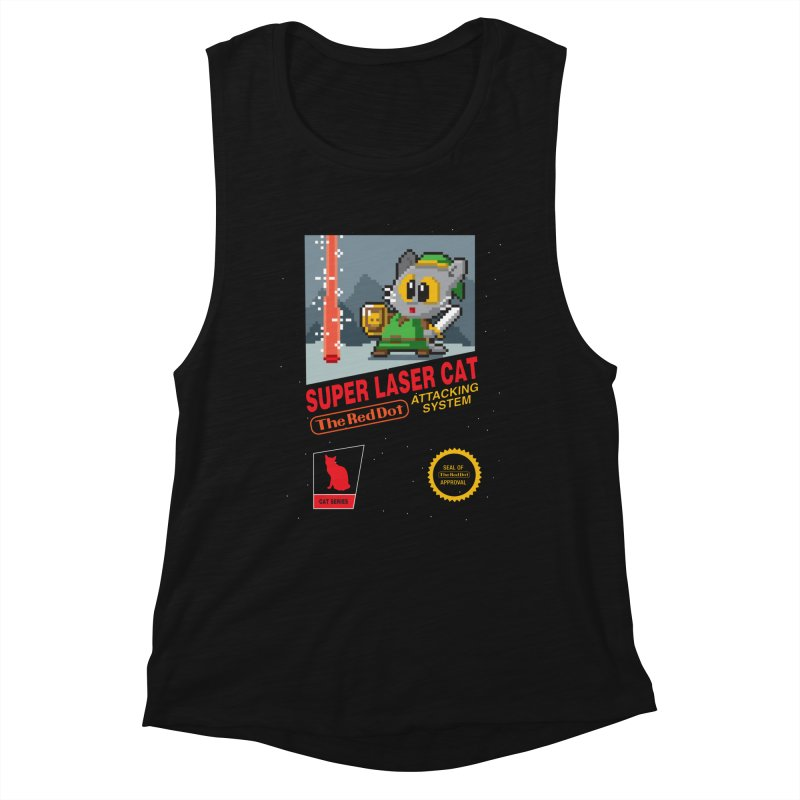 Red Dot Attacking System Women's Tank by Kappacino Creations