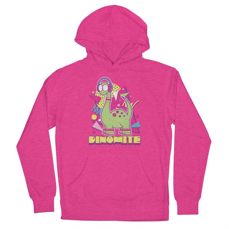 DINOMITE! Women's Pullover Hoody by Kappacino Creations