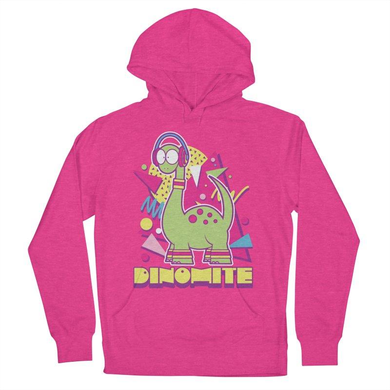 DINOMITE! Men's Pullover Hoody by Kappacino Creations