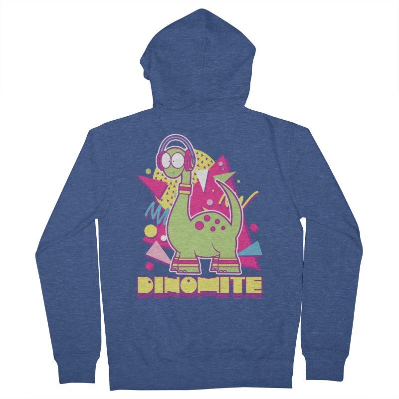 DINOMITE! Women's Zip-Up Hoody by Kappacino Creations