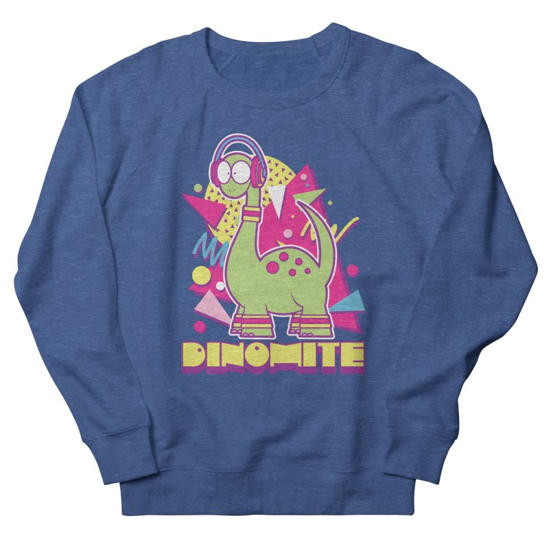 DINOMITE! Men's Sweatshirt by Kappacino Creations