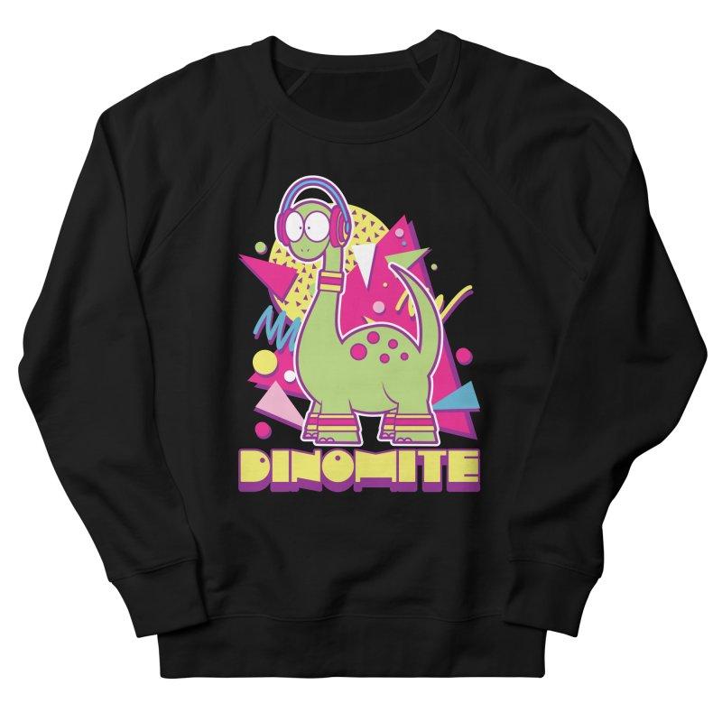 DINOMITE! Men's Sweatshirt by Kappacino Creations