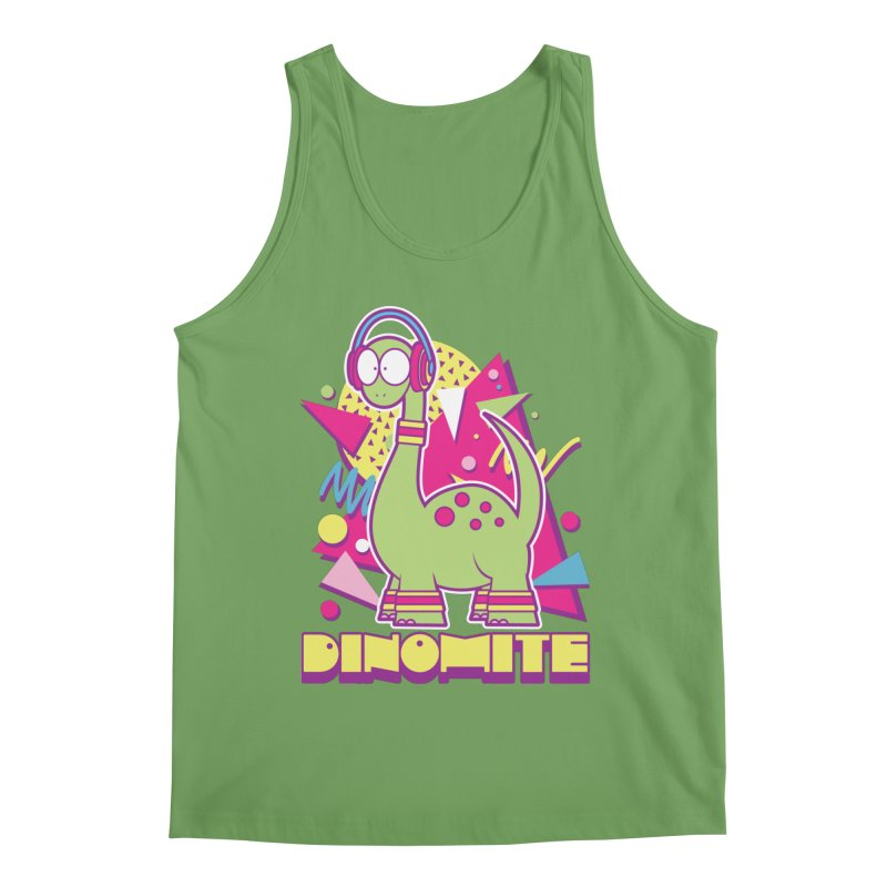 DINOMITE! Men's Tank by Kappacino Creations