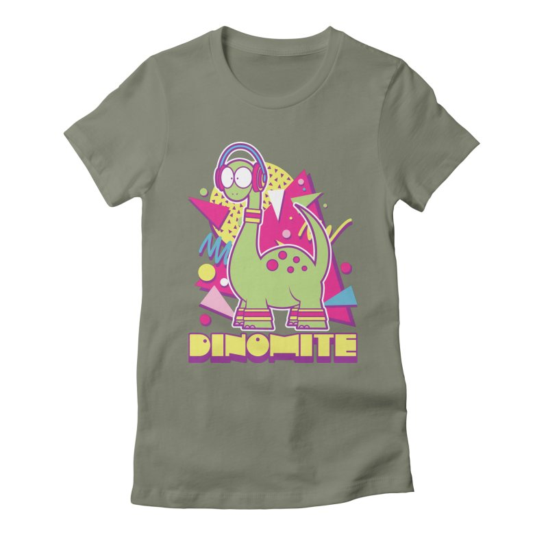 DINOMITE!   by Kappacino Creations