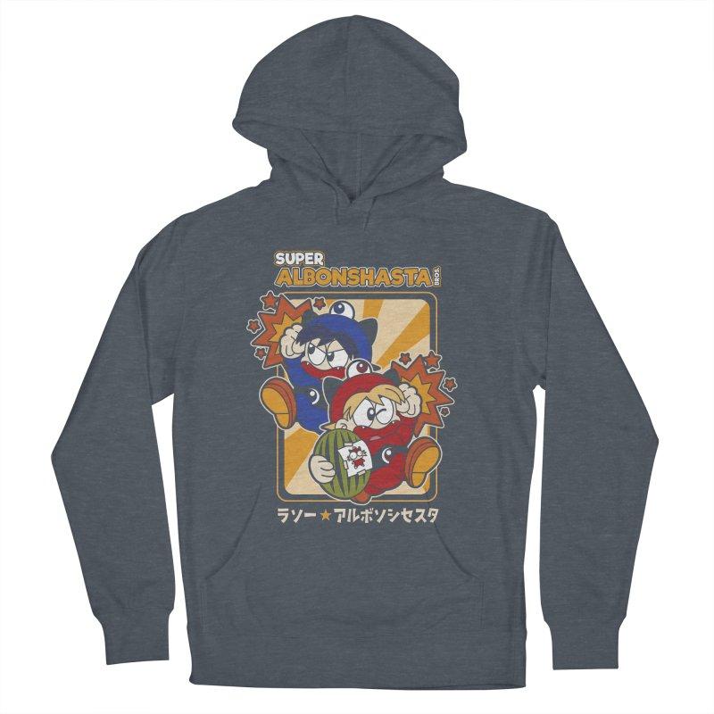 Super Albonshasta Bros.    by Kappacino Creations