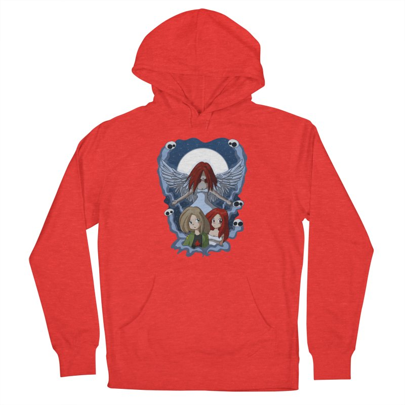 Nightmare Men's Pullover Hoody by Kappacino Creations