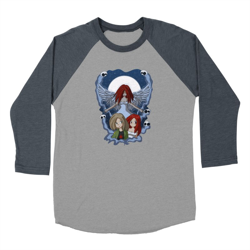 Nightmare Women's Longsleeve T-Shirt by Kappacino Creations