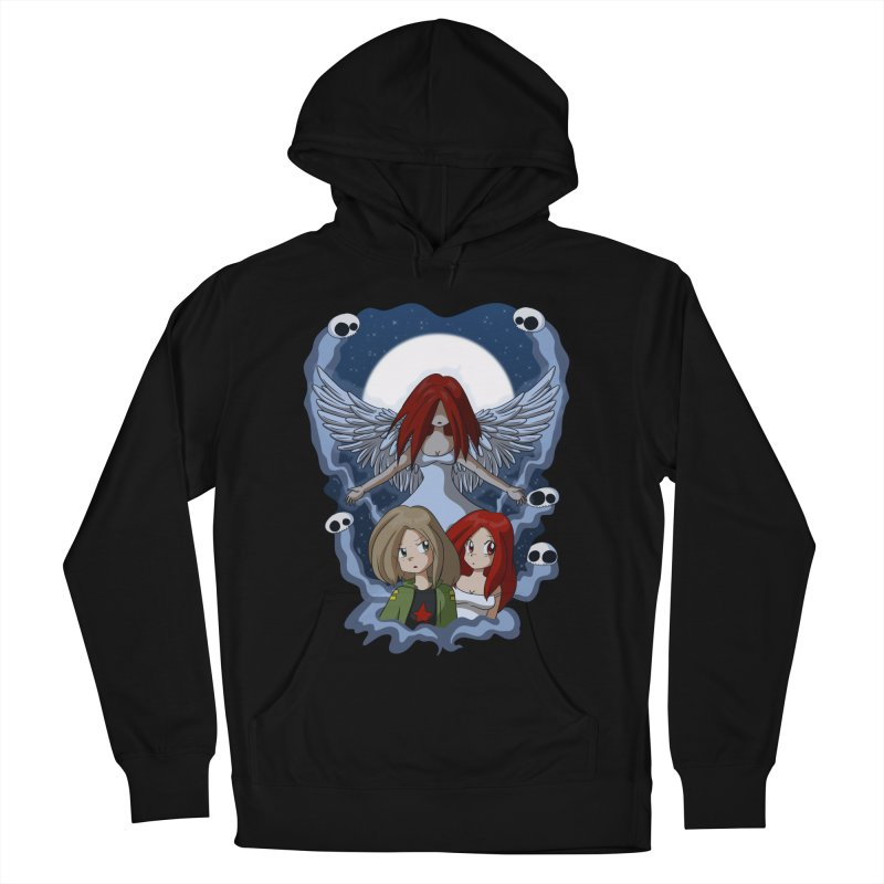 Nightmare Women's French Terry Pullover Hoody by Kappacino Creations