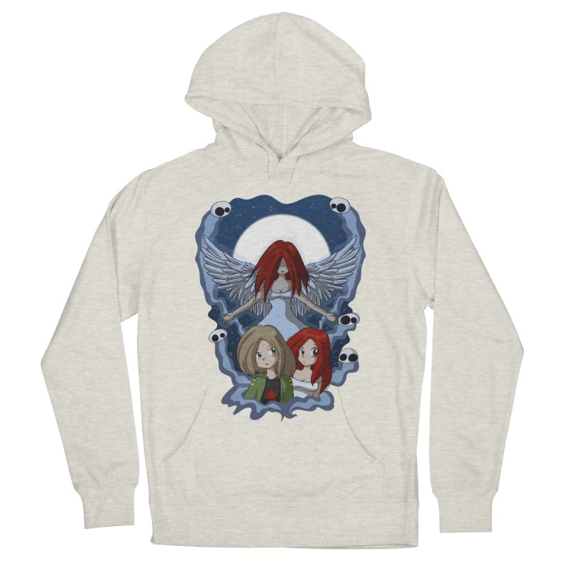 Nightmare Men's French Terry Pullover Hoody by Kappacino Creations