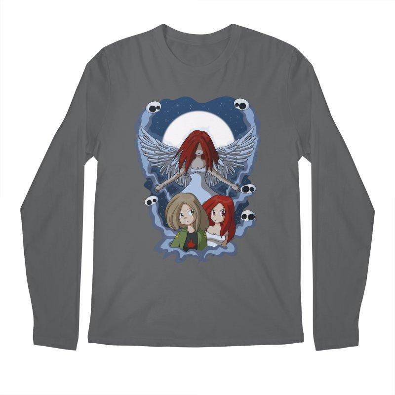 Nightmare Men's Longsleeve T-Shirt by Kappacino Creations
