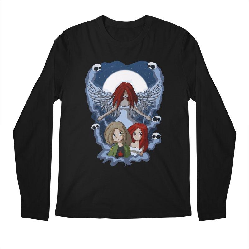 Nightmare Men's Regular Longsleeve T-Shirt by Kappacino Creations